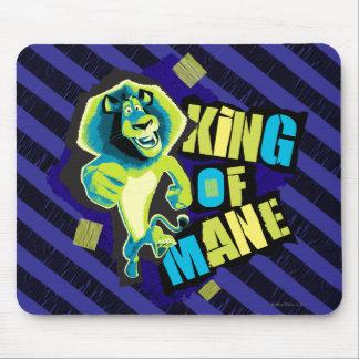 King of Mane Mouse Mat