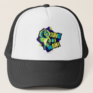 King of Mane Trucker Hat