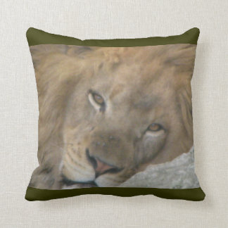 King of Nap Time Cushion