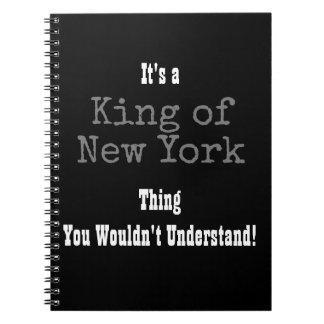King of New York Journal