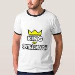 King of Ophthalmology Tshirt
