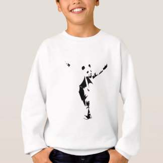 King Of Panda Pops Sweatshirt