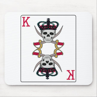 King of Poker Mouse Pad