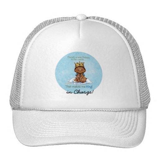 King of Prince - African American Big Bro Hats