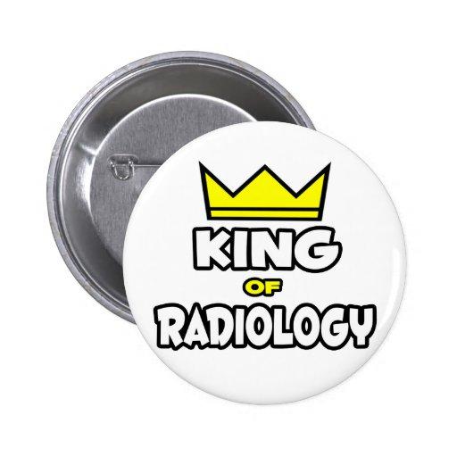 King of Radiology Pin
