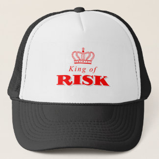King of Risk Trucker Hat