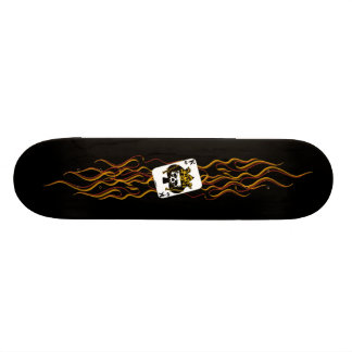 King of Spades Skateboard