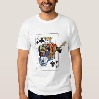 KING of Sting(ray) T-shirts