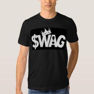 King of Swag (black) Tshirt