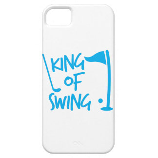 King of SWING! golf ball and golf club Barely There iPhone 5 Case