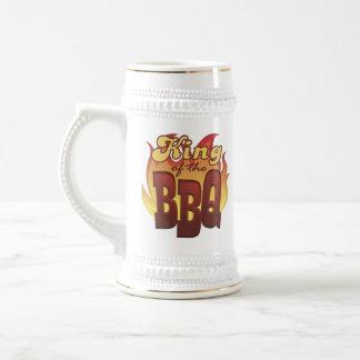 King Of The BBQ Coffee Mugs