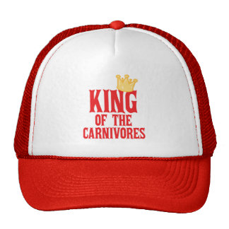 King of the Carnivores Cap