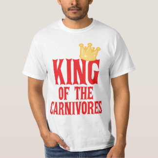 King of the Carnivores T-Shirt