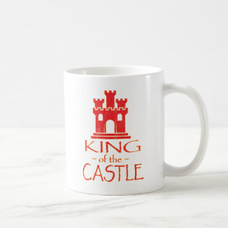 King of the Castle Basic White Mug