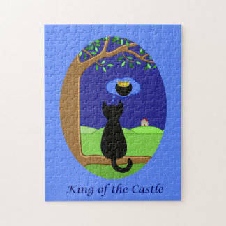 King of the Castle Jigsaw Puzzle