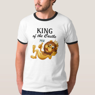 King of the Castle - SRF T-Shirt
