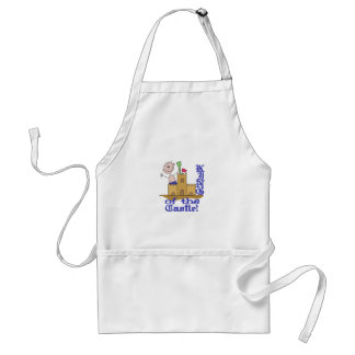 King Of The Castle Standard Apron