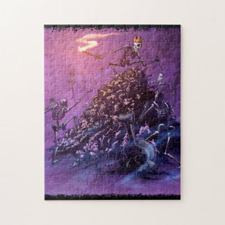 King of the Dead Jigsaw Puzzle