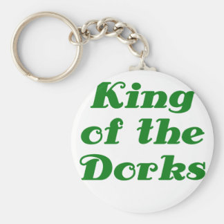King of the Dorks Keychains