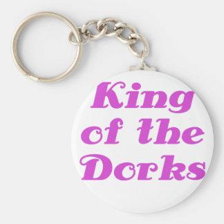 King of the Dorks Keychain