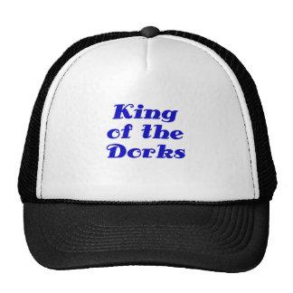 King of the Dorks Trucker Hats