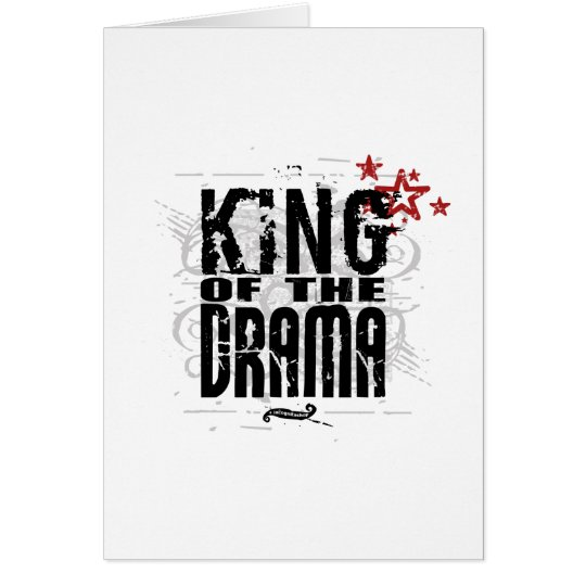 King of the Drama Card
