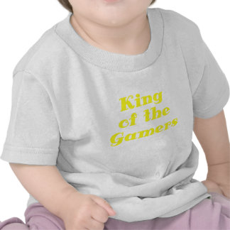 King of the Gamers Tee Shirt