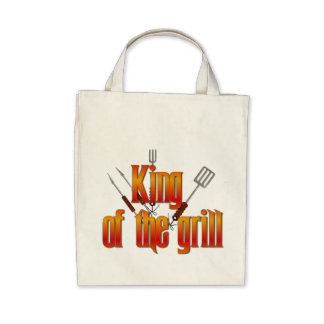 King of the grill bag