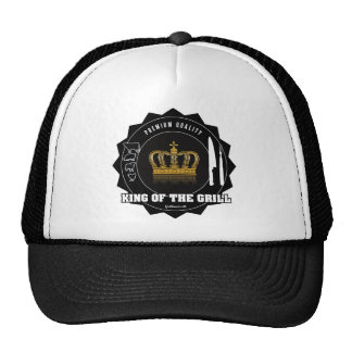 KING of the grill Cap