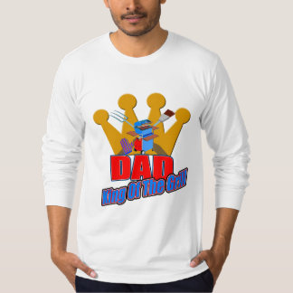King Of The Grill Gifts For Him T-Shirt