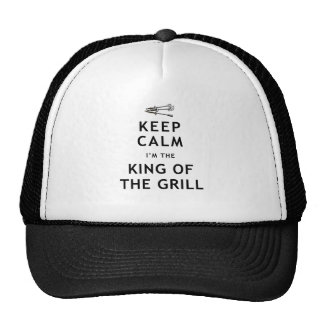 King of the Grill Hats