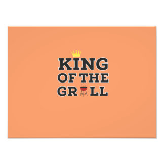 King of the grill photo