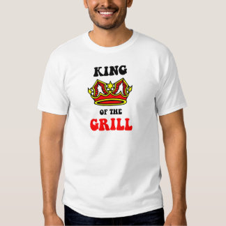 King of the Grill Tees