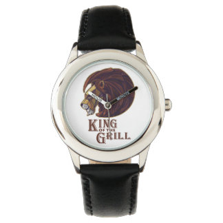 King of the Grill Wristwatch