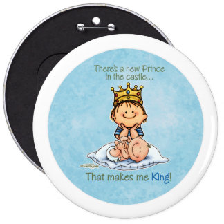 King of the house - Big Brother button