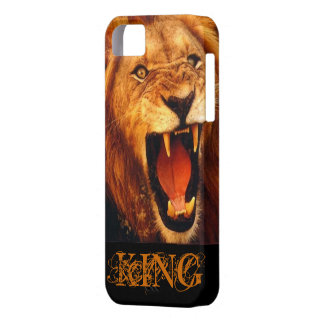 king of the jungle barely there iPhone 5 case