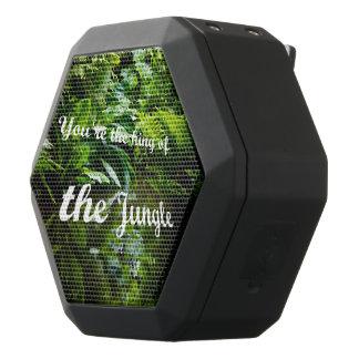 King of the jungle black bluetooth speaker