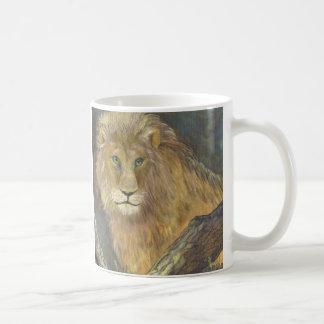 King of the Jungle Coffee Mugs