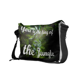King of the jungle courier bags