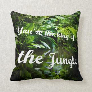 King of the jungle cushion