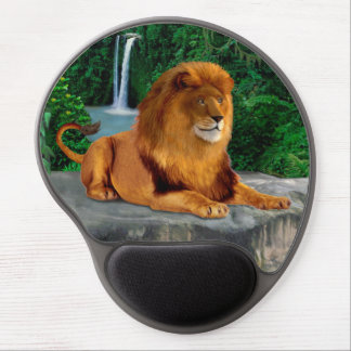 King of the Jungle Gel Mouse Pad