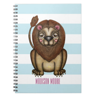 """""""King Of The Jungle"""" Journal/ Notebooks"""