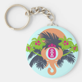 King of the Jungle Key Chains