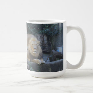 King of the Jungle 'Lion' Coffee Mugs