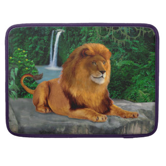 King of the Jungle MacBook Pro Sleeves