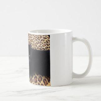 King of the Jungle Basic White Mug