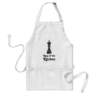 King of the kitchen standard apron