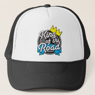 KING of the Road Cap