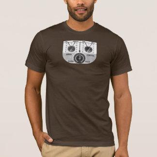 King Of The Rocketmen Flight Controls T-Shirt