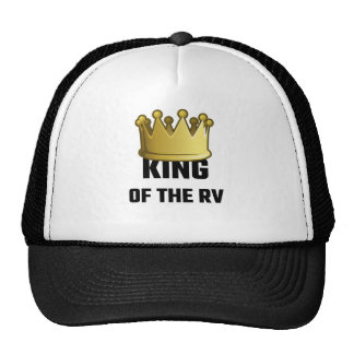 King Of The RV Cap